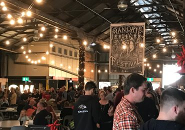 Beer, BBQ and Beef Jerky at this years Mandate Festival in Toowoomba